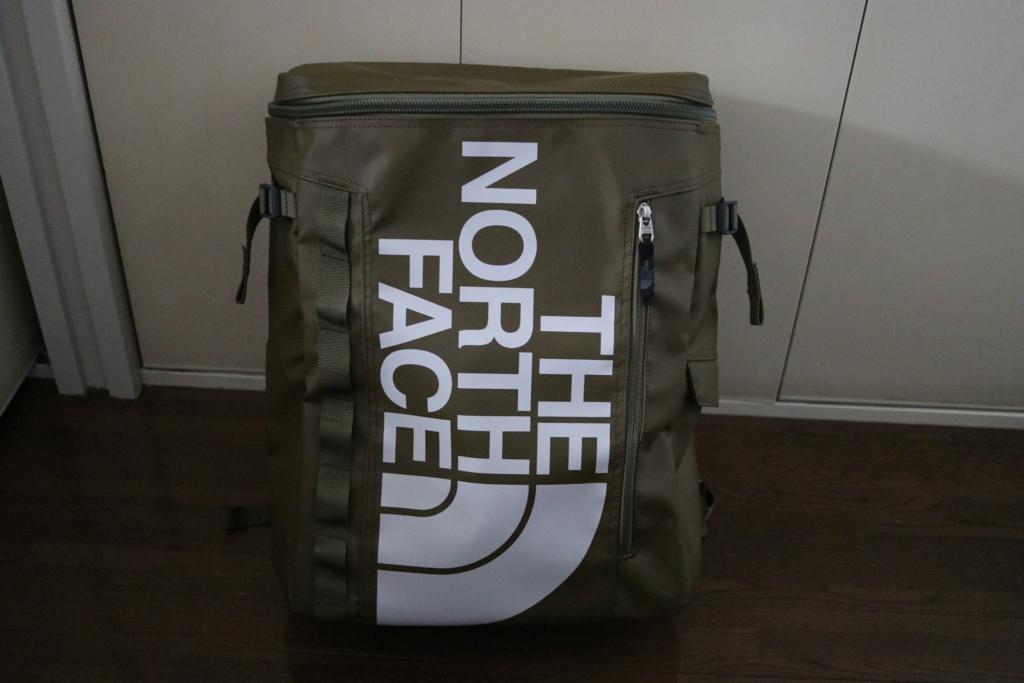 【THE NORTH FACE】FUSEBOX2購入レビュー!〜PC・一眼など荷物が多い人におすすめのリュックです〜
