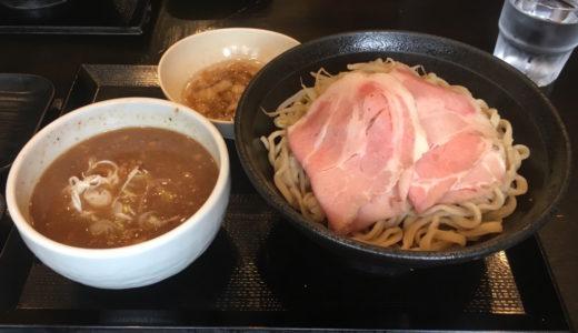 【二郎系つけ麺どでん】選べるチャーシューとアブラが美味しい!どでん・さいたま新都心店をレビュー