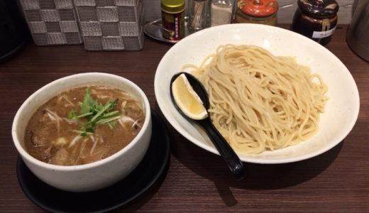 【市ヶ谷】国産黒毛和牛ホルモン入り!ガガナラーメンのつけ麺レビュー!